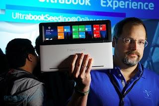 Conheça o novo ultrabook da Intel com tela transparente, o Nikiski