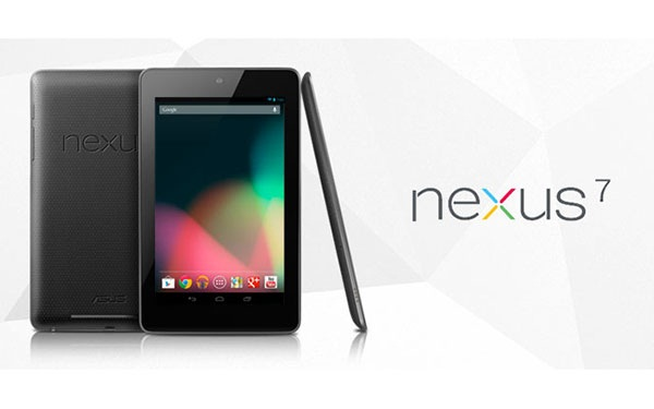 Novos comerciais do Nexus 7