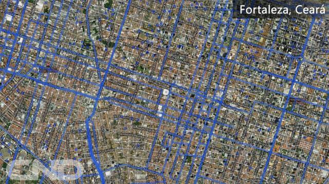 Google Street View no Brasil