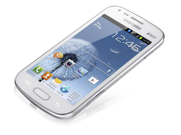Galaxy S Duos é anunciado pela Samsung