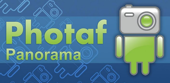 Tire fotos panorâmicas usando o Android: Photaf