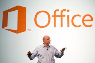 A Microsoft só não acaba por causa do Office?