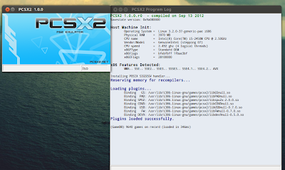 Instalando o PCSX2 no Ubuntu com Bios
