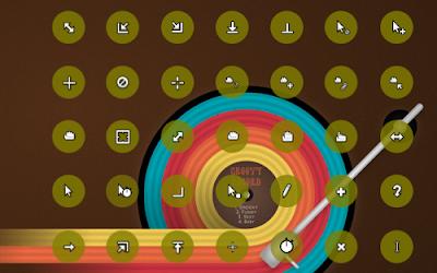 OS novos cursores yDmz do Ubuntu