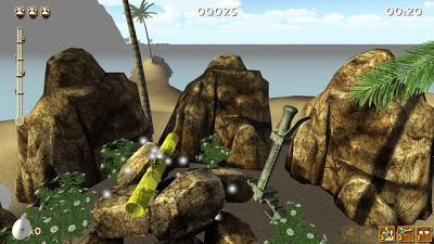 Ostrich Island - Um game para para Linux que obriga você a fugir do paraíso!