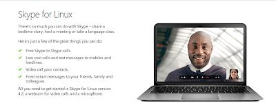 Skype 4.2 para Linux é lançado