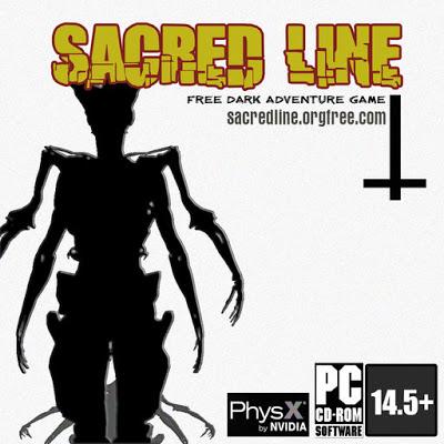 Sacred Line - Um game de terror psicológico para Linux