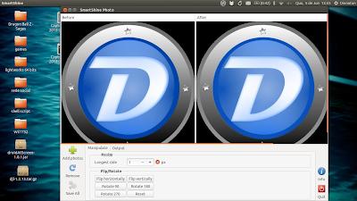 SmartShine - Faça pequenas edições de imagens no Ubuntu