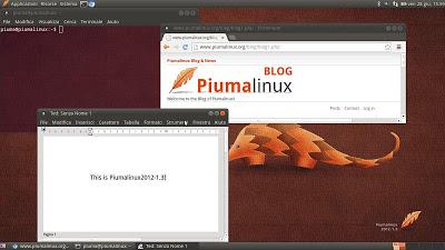 Piumalinux: Uma distro baseada no Ubuntu 12.04 LTS com o MATE como padrão