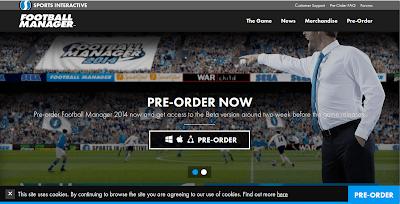 Football Manager 2014 será lançado para Linux e já está em pré-venda!