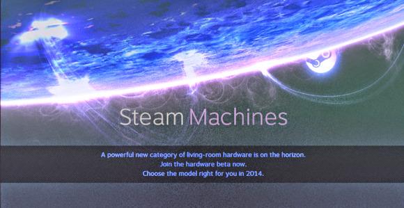 Steam Machine é o console da Valve para o próximo ano