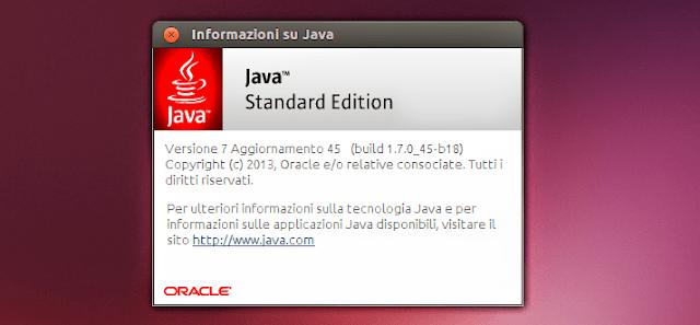 Atualização do Java 7u45, atualize o seu sistema