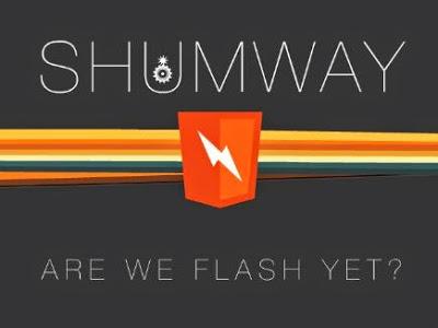 Shumway: Mozilla está desenvolvendo projeto para aposentar o Flash