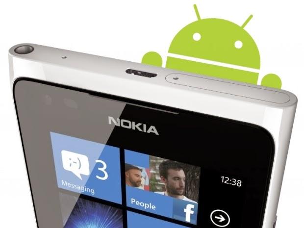 Microsoft vai disfarçar Android de Windows Phone para usar em novos aparelhos da Nokia