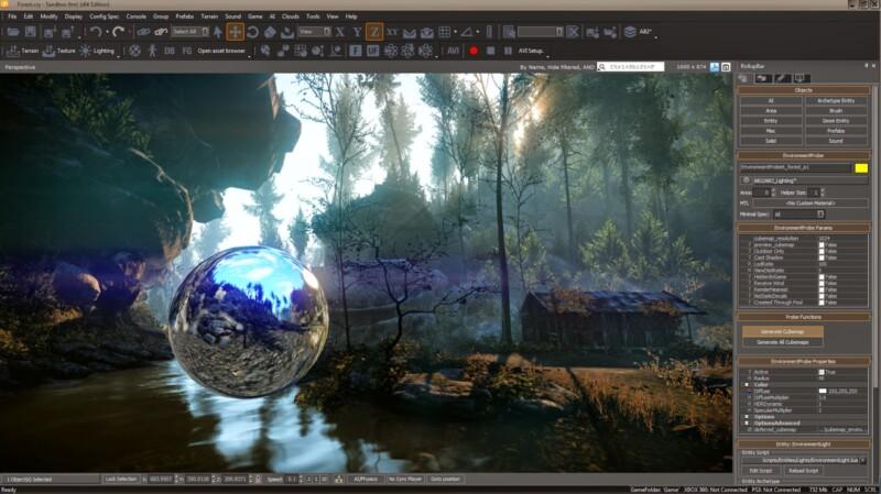 Crytek vai apoiar o Linux na próxima versão da CryEngine
