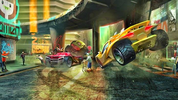 Carmageddon: Reincarnation será lançado para Linux na Steam
