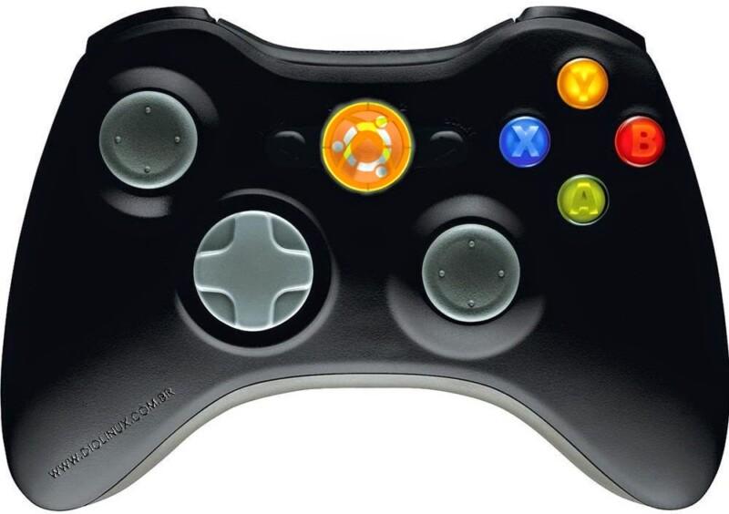 Como instalar o Controle do Xbox no Ubuntu