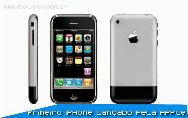 Você viu? Apresentação do primeiro iPhone por Steve Jobs