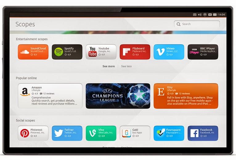 UbuTab: O tablet com Ubuntu com 1TB de armazenamento