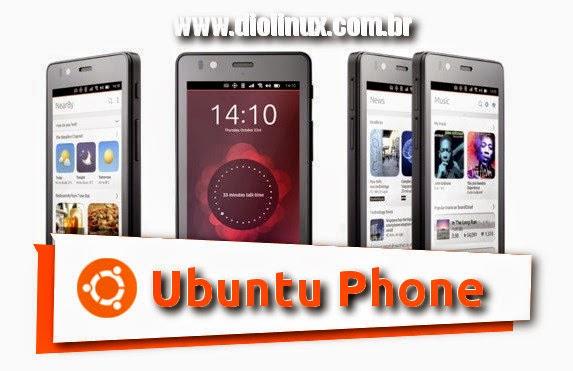 Lançado o primeiro Ubuntu Phone, confira as especificações e o Unboxing