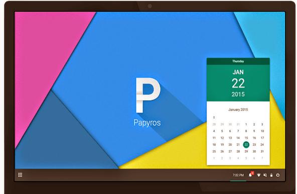Papyros, o sistema que vai deixar o Arch Linux fácil?