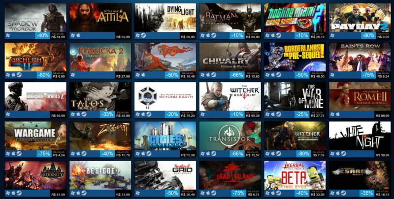 Os melhores games para Linux de 2015