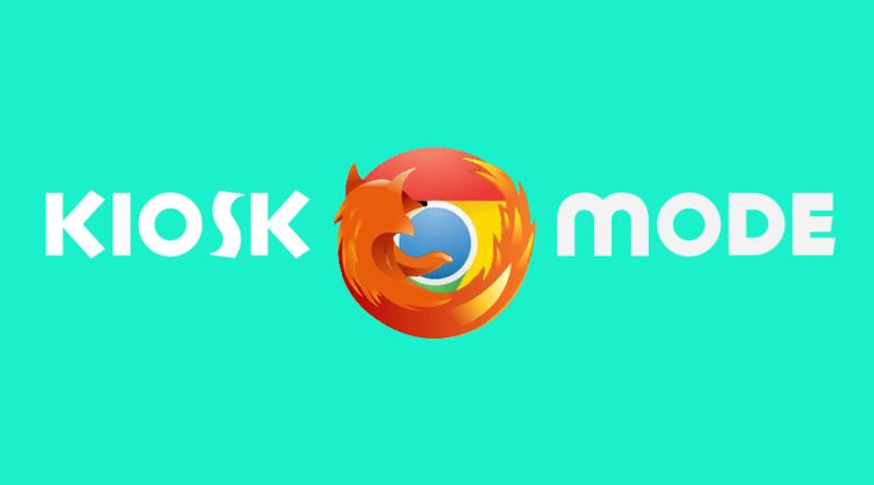 Como rodar Firefox e Google Chrome em modo Kiosk