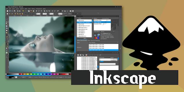 Alternativa ao Corel Draw para Linux, conheça o Inkscape