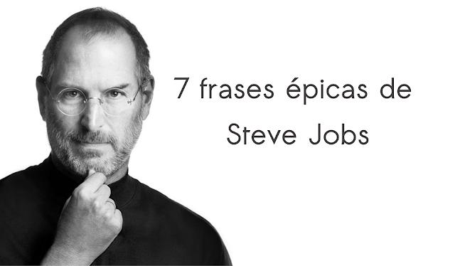 7 Frases inspiradoras de Steve Jobs para a sua carreira profissional