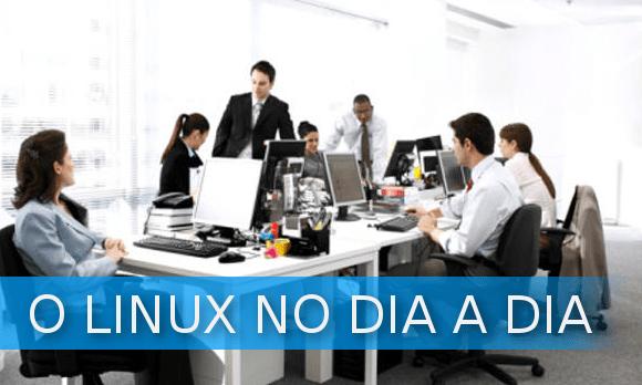 A história de pessoas que usam Linux no dia a dia