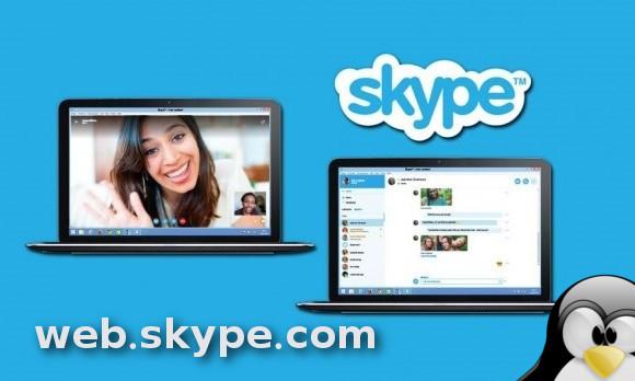 Skype Web: Uma interface mais bela para o Linux