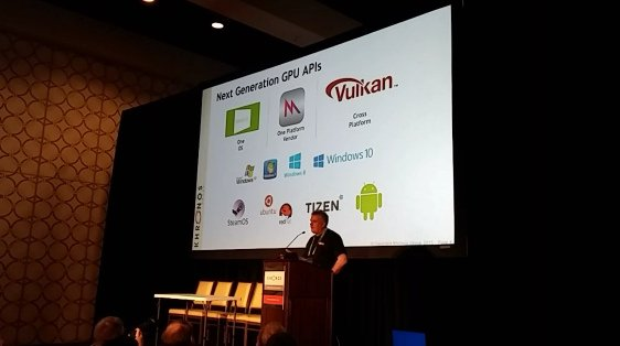 Anunciados os 6 sistemas operacionais que vão ter suporte ao Vulkan inicialmente