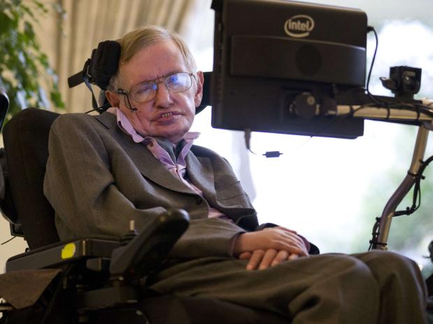 Sofware que permite Stephen Hawking falar tem código aberto