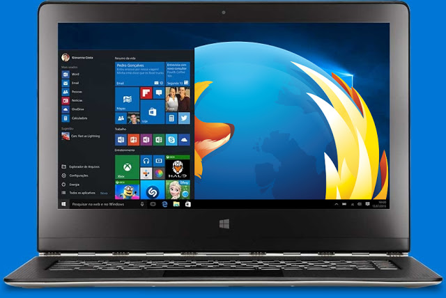 Mozilla critica o Windows 10 em carta aberta ao CEO da Microsoft