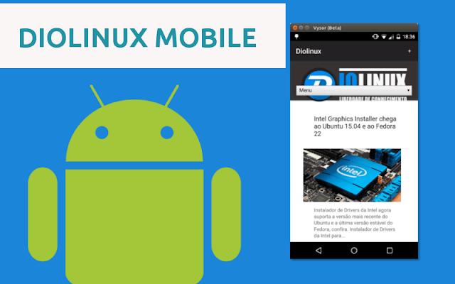 Baixe o aplicativo do Diolinux para Android (Beta)