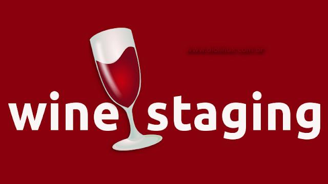 Wine Staging - O Wine turbinado para rodar aplicativos do Windows no Linux