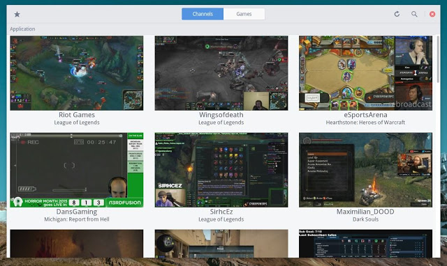 Assista ao TwitchTV no Ubuntu com o Gnome Twitch
