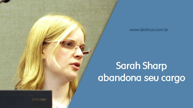 Sarah Sharp abandona o Linux por conta de piadas sexistas