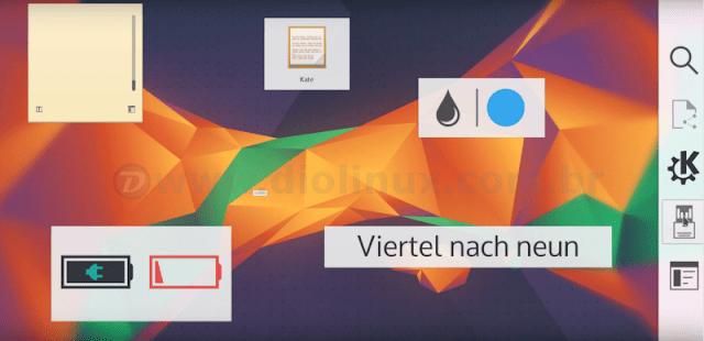 Desenvolvedor cria tema para KDE 5.5 com a funcionalidade do Windows 8