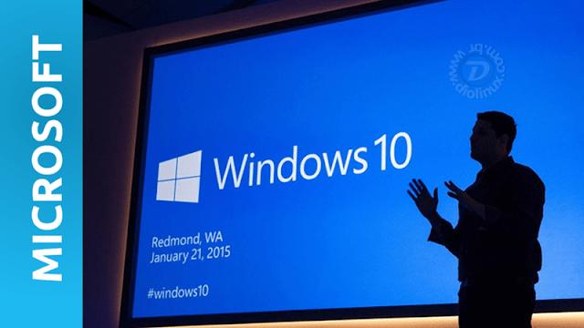 Microsoft fará com que apenas o WIndows 10 rode em novas gerações de processadores
