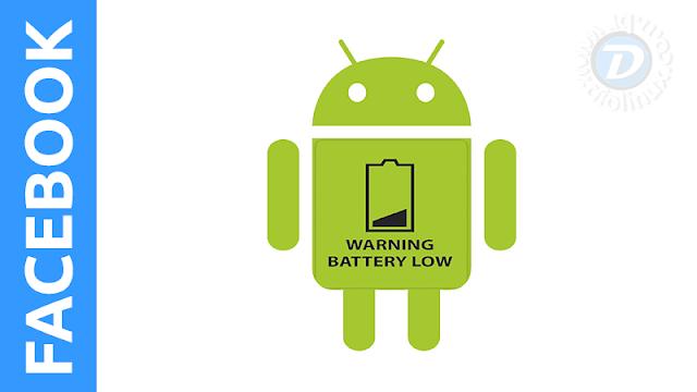 Não usar o App do Facebook economiza até 20% da bateria