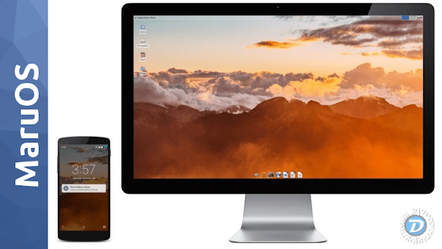 MaruOS: O Android que se transforma em Debian