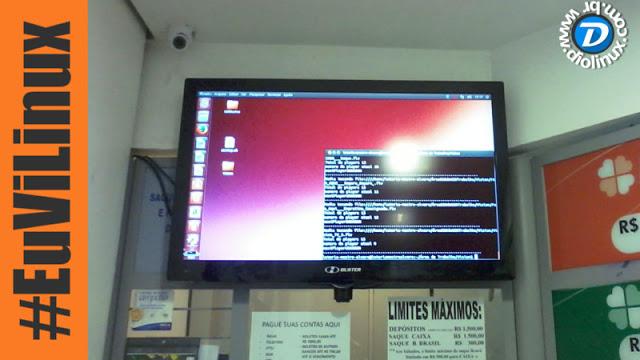 Ubuntu é utilizado em casas lotéricas no Espírito Santo