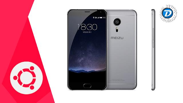 Meizu poderá lançar um novo Smartphone topo de linha com Ubuntu