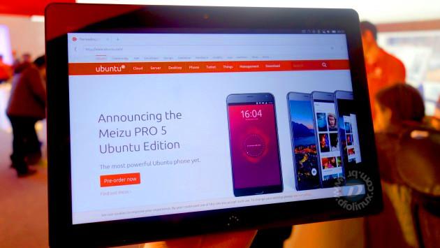 Novo Tablet com Ubuntu está em pré-venda