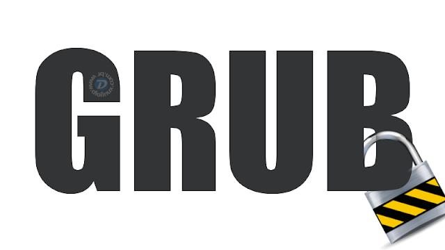 Como colocar senha do GRUB em 5 passos