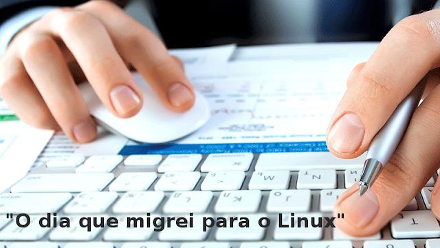 Depoimento de um novo usuário Linux #2