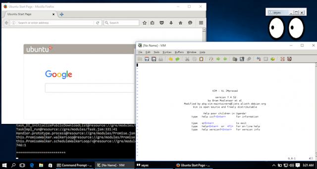 Agora é possível rodar aplicações gráficas do Linux no Windows 10