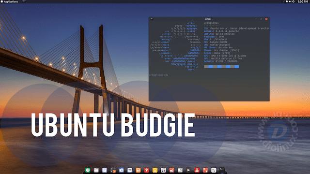 Lançado Ubuntu 16.04 Budgie Remix