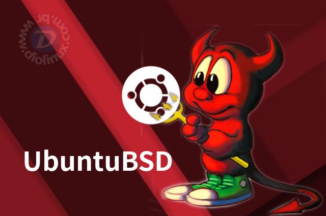 Como instalar o UbuntuBSD - XFCE
